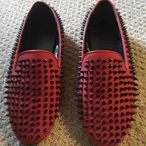 UNIF Hellraiser Loafers Size 8